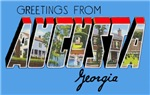 Augusta Georgia Greetings