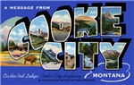 Cooke City Montana Greetings