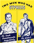 Stop Syphilis Venereal Disease