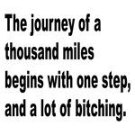 Beginning a Journey