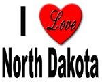 I Love North Dakota