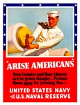 Navy Arise Americans