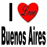 I Love Buenos Aires Argentina