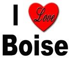 I Love Boise