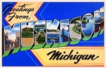 Muskegon Michigan Greetings