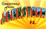 Johnstown Pennsylvania Greetings