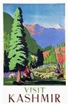 Kashmir Travel Poster 1