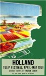 Holland Travel Poster 1