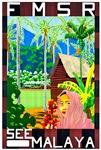 Malaya Travel Poster 1