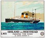 Ireland Travel Poster 1