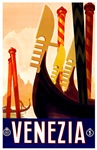 Venice Travel Poster 1