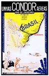 Brazil Travel Poster 1