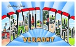 Brattleboro Vermont Greetings