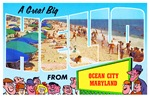 Ocean City Maryland Greetings