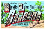 Baraboo Wisconsin Greetings
