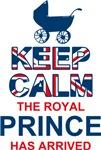 Keep Calm Royal Prince