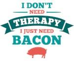 No Therapy Bacon