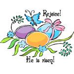 Easter Egg Rejoice