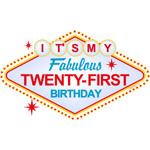 Las Vegas Birthday 21