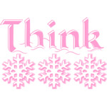 Think Snow Pink