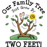 Our Family Tree Grew