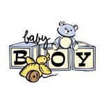 Baby Blocks Boy