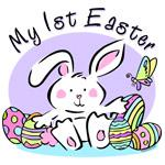 My 1st Easter Bunny