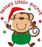 Monkey Boy Santa's Helper