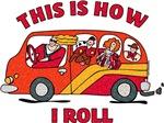 How I Roll Mom Minivan