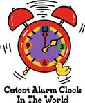 Cutest Alarm Clock