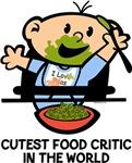 Cutest Food Critic