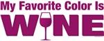 Favorite Color is Wine