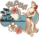 Aloha Hula Girl