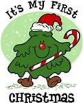1st Christmas Tree