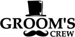 Mustache Groom's Crew