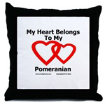 My Heart Belongs To The Pomeranian