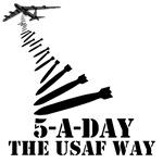 B-52 5-A-Day Parody humor Shirts