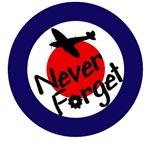 Britain Shirts RAF Spitfire theme