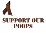 Military Baby Clothing-Poop theme