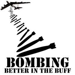 B-52 BUFF funny US Airforce gifts and Tees