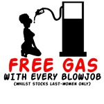 Funny T Shirts gas prices theme