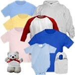 Kids Toddlers & Infants Green Monkey Clothing