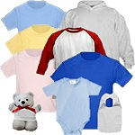 Kids/Toddlers/Infants Glistening Coprinus Clothing