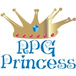 RPG Princess (blue)