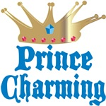 Prince Charming T-shirts & Gifts