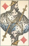 German King of Diamonds