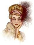 Glamour Girl - Simone