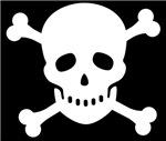 Classic Pirate Skull