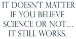 Belief in Science
