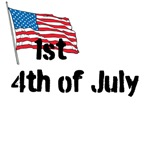 1st 4th of July